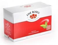 Five Roses Tea - Smooth Ceylon Blend Photo