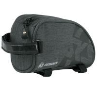 SKS Germany SKS Bag for use on Bike Frame with Storage Compartments TRAVELLER UP Black Photo