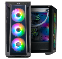 Chaos Crew Asus Avenger Core i7 Gaming PC With Latest RTX3060 Graphics Photo