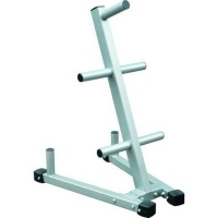 SL FITNESS SuperStrength Bar/Plate rack Exercise Bench Photo