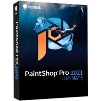 Corel PaintShop Pro 2021 Ultimate Photo