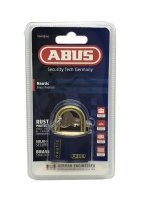Abus Naitic Padlock 40mm Blue Cover Photo
