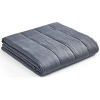 GreenLeaf 7 Layer Weighted Blanket 7KG 150cm X 200cm - Grey Photo