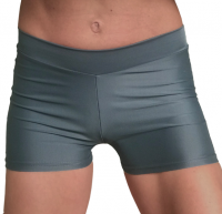 Strut Active Girls Matt Slate Gym Dance & Booty Lycra Hot Pants Shorts Photo