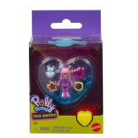 Polly Pocket Tiny Games Water-filled Game - Red Photo
