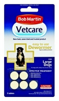 Bob Martin - Vetcare Dewormer - Large Dogs - 5 Tablets Photo