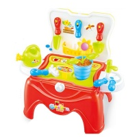 Time2Play Happy Garden Play Set - Red Photo