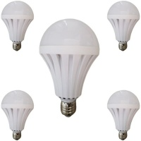 Umlozi Intelligent Rechargeable Light Bulbs 5 Pack - LED 12W Screw In Photo
