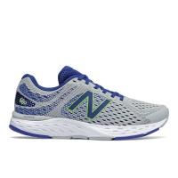 New Balance - Men's 680 Road Running Shoes - Grey Photo