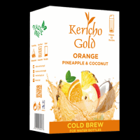 Kericho Gold : Cold Brew – Orange with Pineapple and Coconut Photo