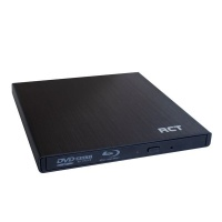 RCT USB 3.0 External Blu-Ray Reader/Writer Combo Drive. Photo