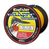 Kingfisher Giant Abrasion Nylon .35MM 9.1KG/20LB Colour Gold 600m Spool Photo
