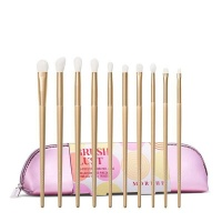 Morphe - Brush Lust 10-Piece Eye Brush Set Bag Photo