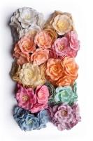Bloom Magnolias - Pastel Photo