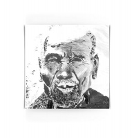Art - Canvas Print - Black and white Photo