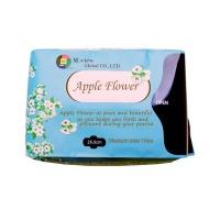 Apple Flower Sanitary Pad Medium Size Photo