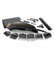 "Taurus Hair Clipper 16 Piece Set Black 6W ""Mithos Avant Plus"" Photo"