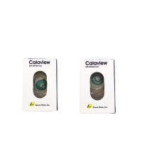 2x Colour Contact Lenses Calaview - Aqua Turquoise Photo