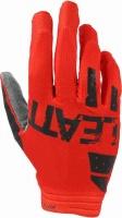 LEATT Moto 1.5 GripR Red Gloves Photo