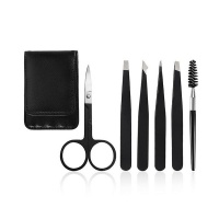 6 Pieces Eyebrow Tweezers Kit Photo