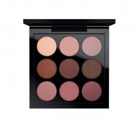 MAC Eye Shadow Palette Burgundy Photo