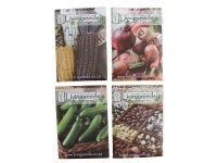Vegetable Seed - 4 Pack - The Unusual Collection Photo