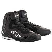 Alpinestars Faster 3 Rideknit Shoes - Black Photo