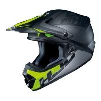 HJC Helmets HJC Kids CX-MX 2 Ellusion Black/Grey Helmet Photo