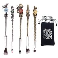 Harry Potter Themed Makeup Brush Set Photo