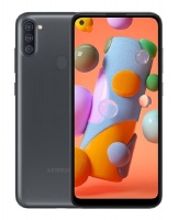 Samsung Galaxy A11 32GB Single - Black Cellphone Photo