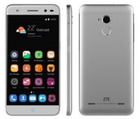 ZTE Blade V7 4G Lite Single - Silver Cellphone Cellphone Photo