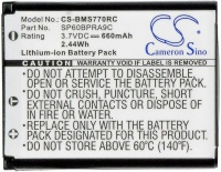 PANASONIC & SONY Cordless Phone Battery /660mAh Photo