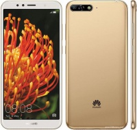 Huawei Y6 2018 Gold SS Cellphone Cellphone Photo