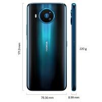 Nokia 8.3 128GB 5G - Polar Night Cellphone Cellphone Photo