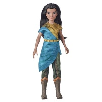 Disney Princess Rayas Adventure Styles Doll Photo