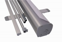 Varideals Aluminium Pull Up / Roll Up Display Banner Mechanism - without Fabric Roll Photo