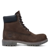 Timberland 6-inch Leather Boots Brown Photo