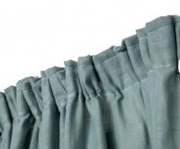 George Mason George & Mason - Textured Sheer Taped Unlined Curtain Photo