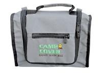 Wash Bag Safari Ripstop Charcoal Photo