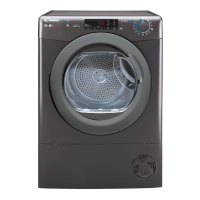 Candy Smart Pro 8kg Condenser Anthracite Tumble Dryer Class B Wi-fi BT Photo