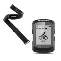 iGPSport iGS520 GPS Cycling Computer with HR40 Sensor Photo