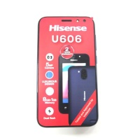 Hisense U606 8GB Single - Blue Cellphone Cellphone Photo
