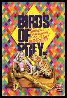 Birds Of Prey - Harley's Hyena Poster with Black Frame Photo