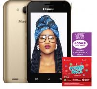 Hisense U605 8GB Single - Gold Power Cellphone Cellphone Photo