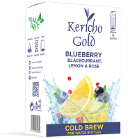 Kericho Gold : Cold Brew – Blueberry and Blackcurrant Lemon and Rose Photo