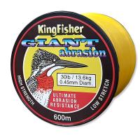 Kingfisher Giant Abrasion Nylon .45MM 13.6KG/30LB Colour Gold 600m Spool Photo