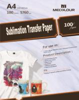 MECOLOUR TT-HTPA4 Heat Transfer A4 Paper 100 Sheets Photo