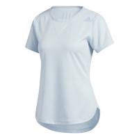 adidas - Women's Heat.Ready 3-Stripe Tee - White Photo