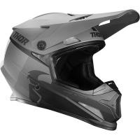 Thor Sector Racer Black/Charcoal Helmet Photo