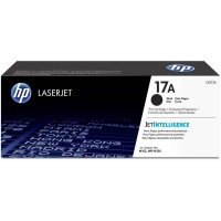 HP CF217A Black Original LaserJet Toner Cartridge Photo